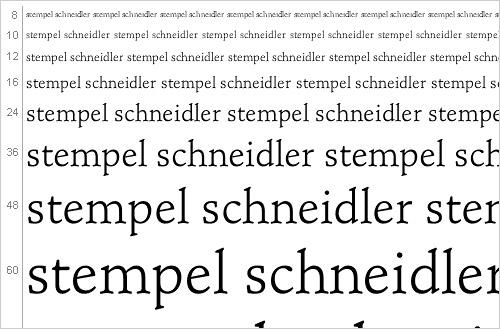 Download Stempel Schneidler font