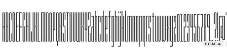 Download TFa BCode font