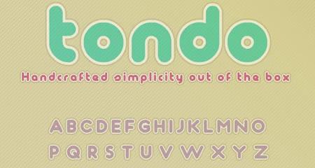 Download tondo font