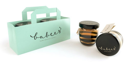 Babees Honey Package Design