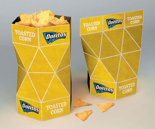 Doritos-Concept Intelligently Made Food Packaging Ideas (100+ Examples)