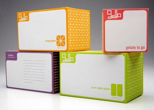 Gelo Intelligently Made Food Packaging Ideas (100+ Examples)