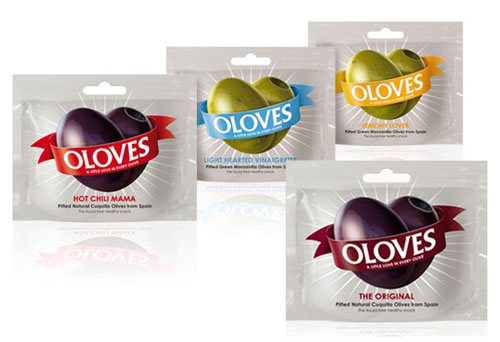 Oloves Package Design