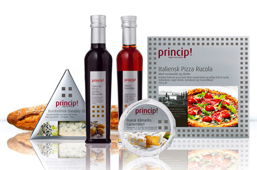 Princip Package Design