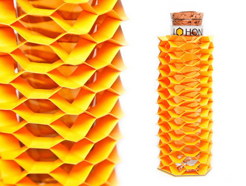 honeycomb Intelligently Made Food Packaging Ideas (100+ Examples)
