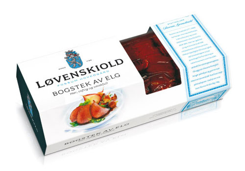 lovenskiold Package Design