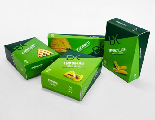 Pasta Package Design