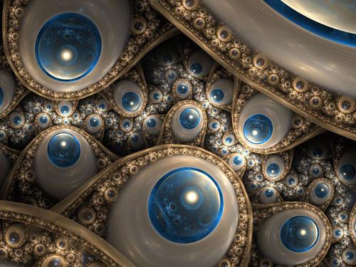 Julian makeover fractal art