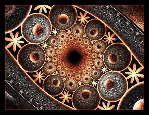 Tequila Gaia fractal art