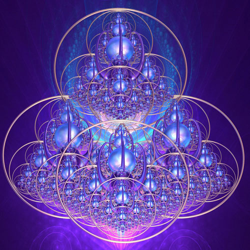 Thought Generator fractal art