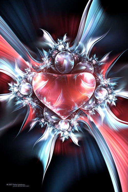 Melt the Ice fractal art