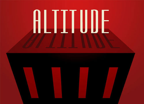 Altitude Free font for download