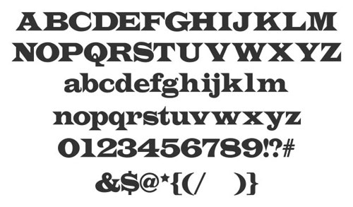 Indubitably Free font for download