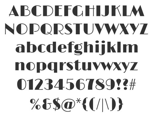 Limelight Free font for download