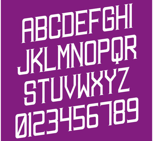 Mangosteen Free font for download
