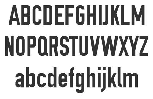 OSP DIN Free font for download