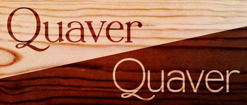 Quaver Sans/Serif Free font for download