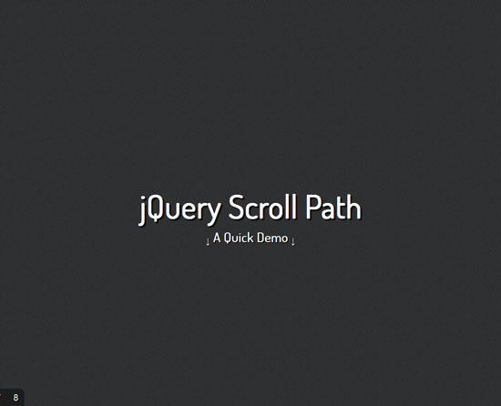 Scrollpath Tool for web designers and web developers
