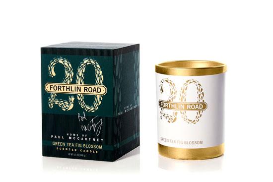 20 Forthlin Road Package Design Inspiration