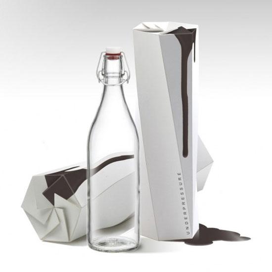 UnderPressure Package Design Inspiration
