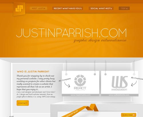 justinparrish.com