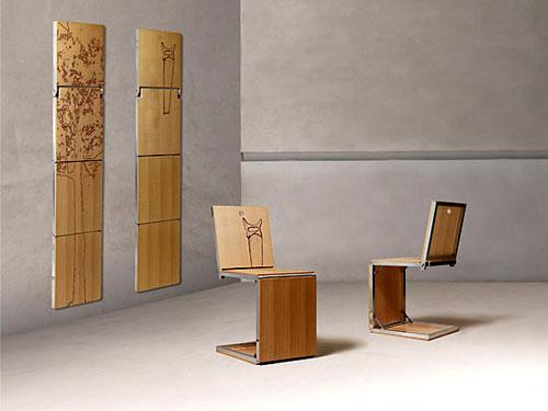 Studio Dror Pick Chair