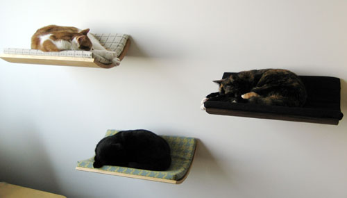 Wall Mounted Pet Bed