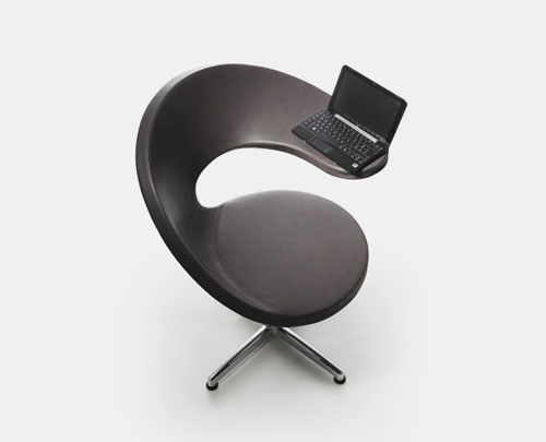 Netbook-lounge Armchair