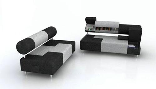 The Safo Sofa by Baita Design