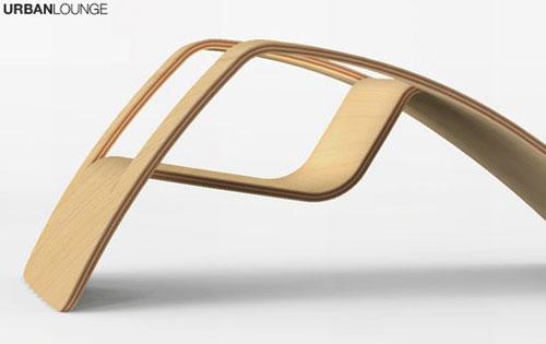 The Urban Lounge – An ergonomically pleasing seat