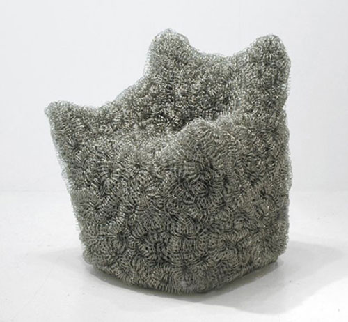Afro Chair By Yangsoo Pyo