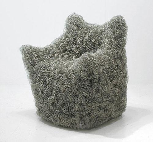 Afro Chair By Yangsoo Pyo