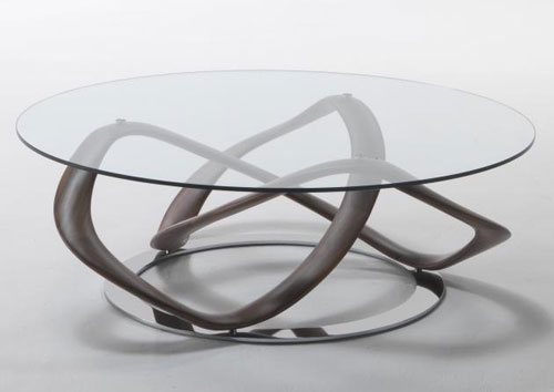 Infinity Tables by Stefano Bigi