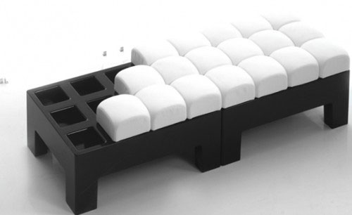 Modi Sofa is Infinitely Configurable