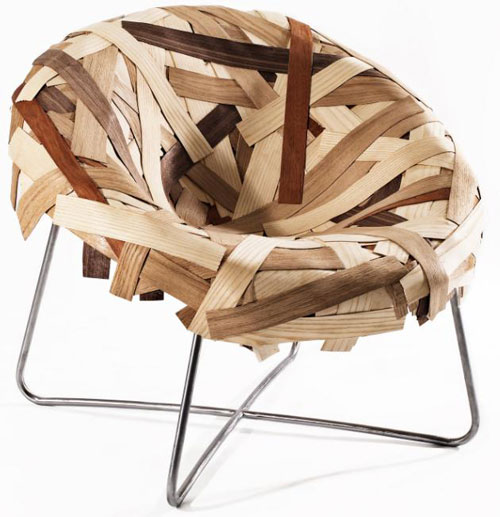 Mold Chairs by Anders Johnsson and Petter Thörne