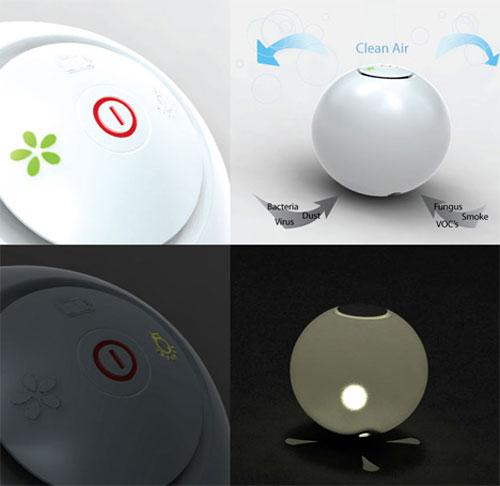 Clean Air Balls 2
