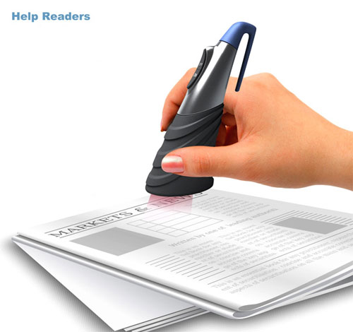 Help Readers device 1