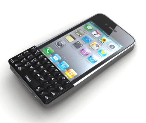 QWERTY Keyboard For iPhone