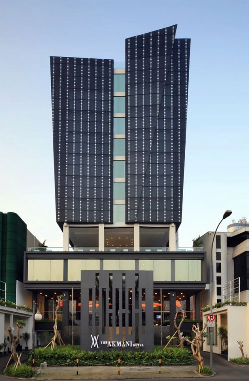 Akmani Botique Hotel in Jakarta, Indonesia - Inspiring Hotels Architecture