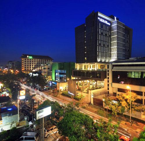 Akmani Botique Hotel in Jakarta, Indonesia 2 - Inspiring Hotels Architecture