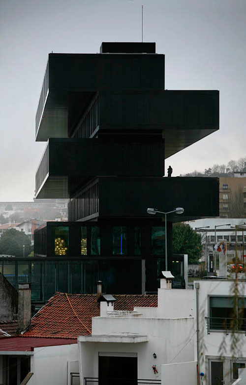 Axis Viana Hotel in Viana do Castelo, Portugal 2 - Inspiring Hotels Architecture