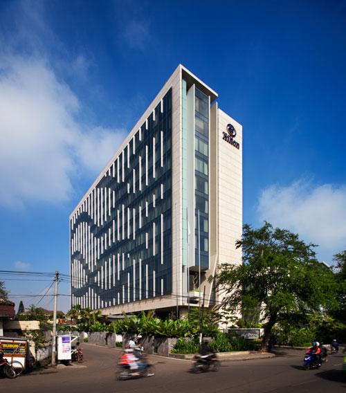 Bandung Hilton in Bandung, Indonesia - Inspiring Hotels Architecture