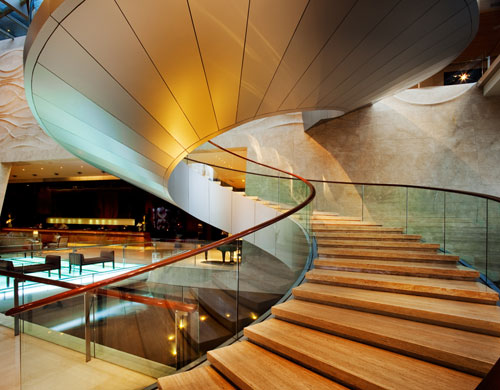 Bandung Hilton in Bandung, Indonesia 2 - Inspiring Hotels Architecture