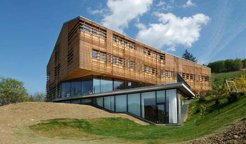 Celjska Koca in Celje, Slovenia - Inspiring Hotels Architecture