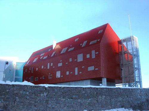 Goldenkey Ski Hotel in Kartalkaya, Bolu, Turkey - Inspiring Hotels Architecture