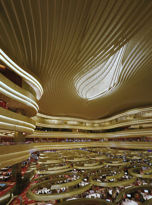 Marina Bay Sands in Singapore 4 - Inspiring Hotels Architecture