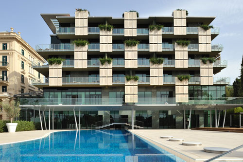 Palace Hotel in Portorož, Slovenia - Inspiring Hotels Architecture