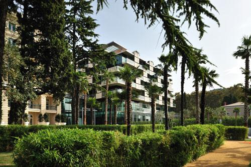 Palace Hotel in Portorož, Slovenia 2 - Inspiring Hotels Architecture