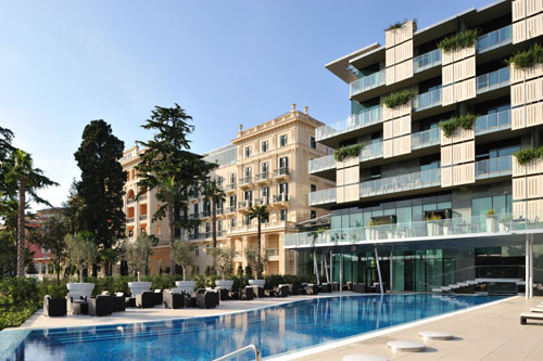 Palace Hotel in Portorož, Slovenia 3 - Inspiring Hotels Architecture