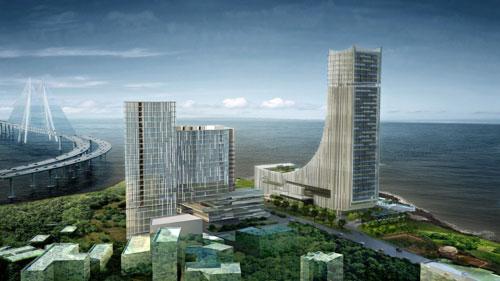 Taj Hotel Competition Entry in Mumbai, India - Inspiring Hotels Architecture